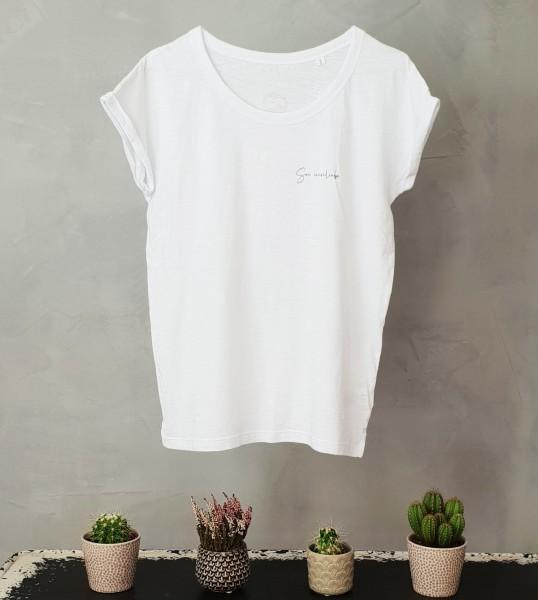 T-Shirt sei innliebe