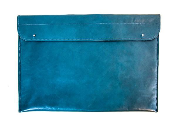 Laptop-Tasche dunkelgrün